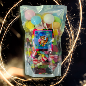 bag of pick and mix sweets