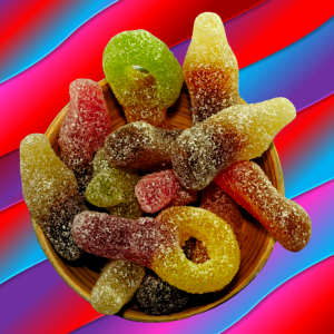 fizzy sweets